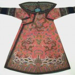 Woman's Court or Audience Robe